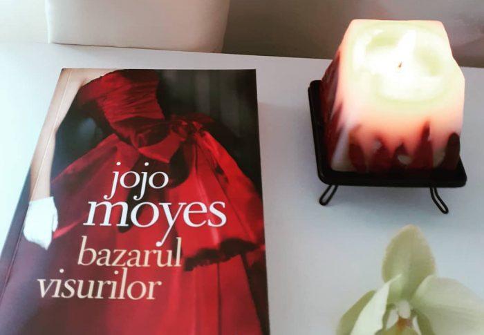 """Ce mai citim în weekend – """"Bazarul visurilor"""" de Jojo Moyes"""