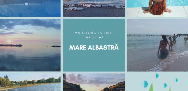 Marea Neagră te cheamă la ea pe Litoralulromanesc.ro