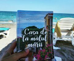 Recomandare de lectură pentru concediu: Casa de la malul mării, de Santa Montefiore