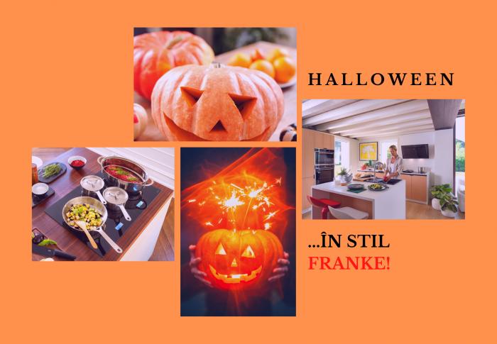 Poveste de Halloween cu fantome și electrocasnice Franke